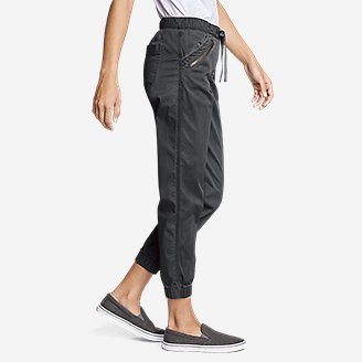 Thumbnail View 3 - Women's Kick Back 2.0 Jogger Pants w/Zip Pocket
