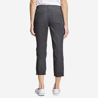 Thumbnail View 2 - Women's Adventurer® Ripstop 2.0 Slim Crop Pants