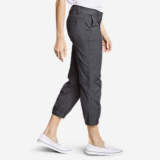 Thumbnail View 3 - Women's Adventurer® Ripstop 2.0 Slim Crop Pants