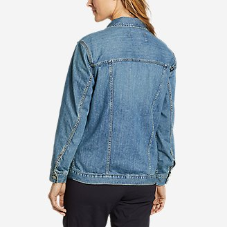Thumbnail View 2 - Women's Authentic Denim Jacket