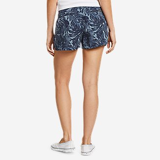 Thumbnail View 2 - Women's Tranquil Easy Pull-On Shorts