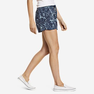 Thumbnail View 3 - Women's Tranquil Easy Pull-On Shorts