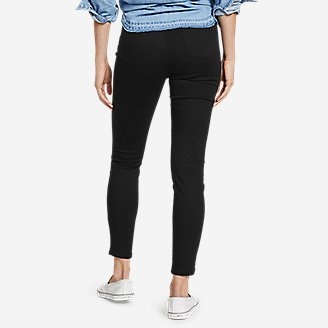 Thumbnail View 2 - Women's Elysian High-Rise Skinny Twill Jeans