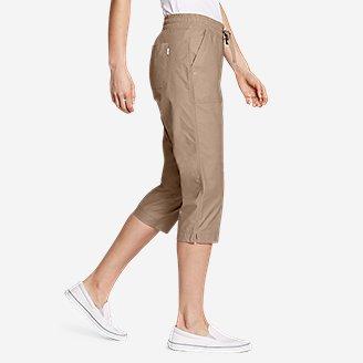 Thumbnail View 3 - Women's Exploration Utility Crop Pants