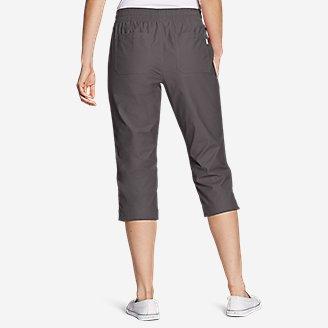 Thumbnail View 2 - Women's Exploration Utility Crop Pants