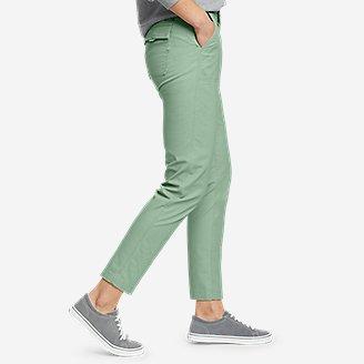 Thumbnail View 3 - Women's Adventurer® Stretch Ripstop Ankle Pants