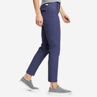 Thumbnail View 3 - Women's Adventurer® Stretch Ripstop Ankle Pants