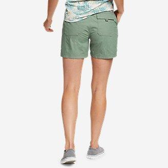 Thumbnail View 2 - Women's Adventurer® Stretch Ripstop Shorts
