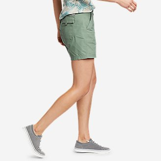 Thumbnail View 3 - Women's Adventurer® Stretch Ripstop Shorts
