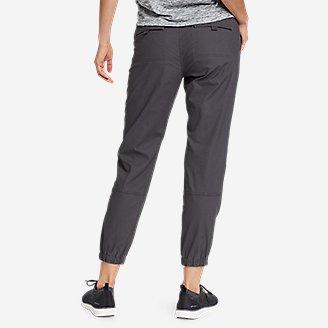 Thumbnail View 2 - Women's Adventurer® Stretch Ripstop Jogger Pants