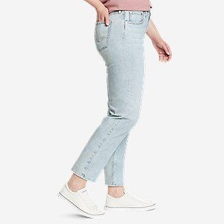 Thumbnail View 3 - Women's Boyfriend High-Rise Ankle Jeans
