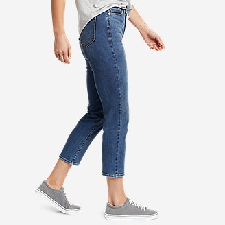 Thumbnail View 3 - Women's Voyager Crop Jeans