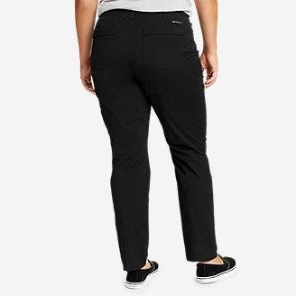 Thumbnail View 2 - Women's Voyager High-Rise Chino Cargo Pants