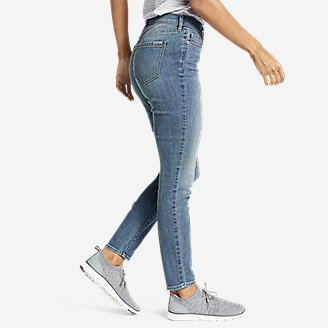 Thumbnail View 3 - Women's Voyager High-Rise Skinny Jeans - Slightly Curvy