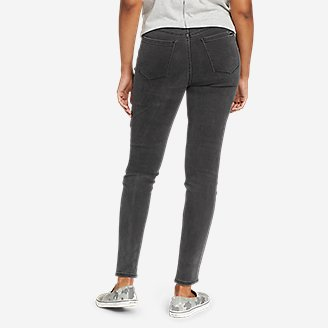 Thumbnail View 2 - Women's Voyager High-Rise Skinny Jeans - Slightly Curvy