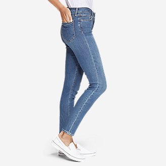 Thumbnail View 2 - Women's Elysian Skinny Jeans - Slightly Curvy