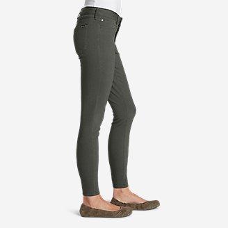 Thumbnail View 3 - Women's Elysian Twill Skinny Jeans - Slightly Curvy
