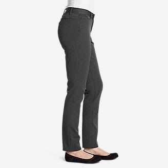 Thumbnail View 3 - Women's Travel Pants - Curvy