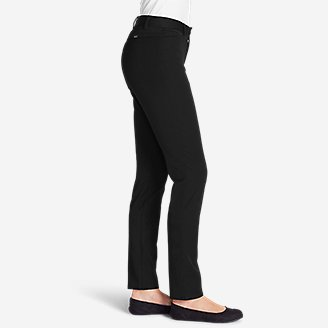 Thumbnail View 3 - Women's Travel Pants - Curvy