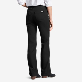Thumbnail View 2 - Women's Elysian Twill Trousers - Curvy