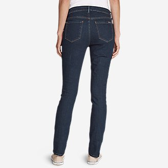 Thumbnail View 2 - Women's Truly Straight Jeans - Straight Leg