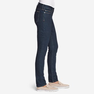 Thumbnail View 3 - Women's Truly Straight Jeans - Straight Leg