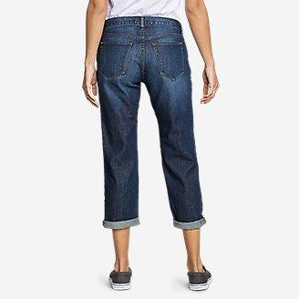 Thumbnail View 2 - Women's Boyfriend Cropped Jeans
