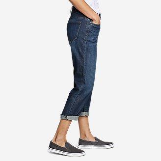 Thumbnail View 3 - Women's Boyfriend Cropped Jeans