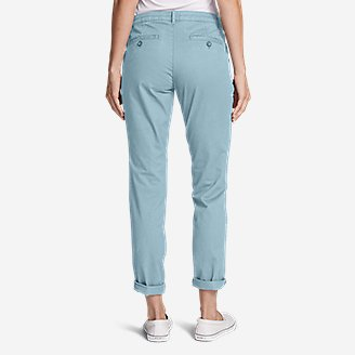 Thumbnail View 2 - Women's Stretch Legend Wash Pants - Boyfriend