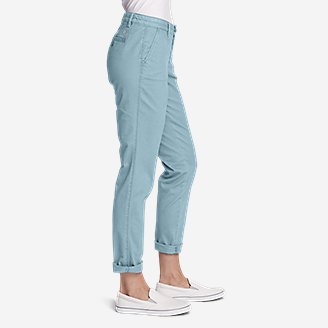 Thumbnail View 3 - Women's Stretch Legend Wash Pants - Boyfriend