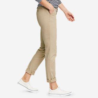 Thumbnail View 3 - Women's Stretch Legend Wash Pants - Boyfriend