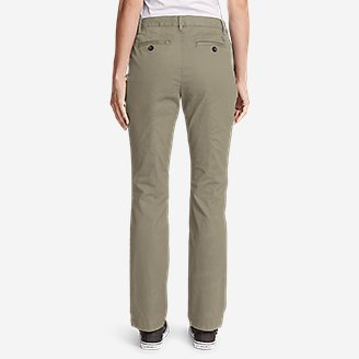 Thumbnail View 2 - Women's Stretch Legend Wash Pants - Curvy Fit