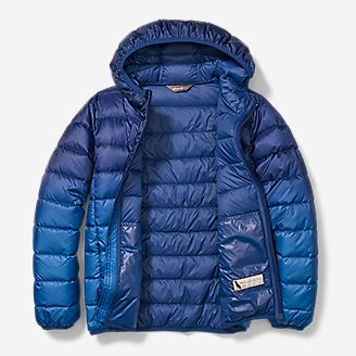 Thumbnail View 2 - Kids' Cirruslite Down Hooded Jacket
