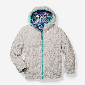 Thumbnail View 3 - Girls' Rock Creek Reversible Jacket