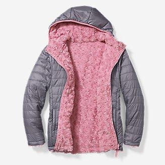 Thumbnail View 2 - Girls' Rock Creek Reversible Jacket