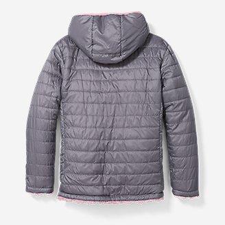 Thumbnail View 3 - Girls' Rock Creek Reversible Jacket