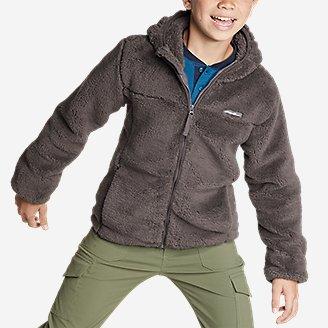Thumbnail View 2 - Kids' Quest Plush Fleece Jacket