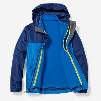 Thumbnail View 4 - Kids' Lone Peak 3-in-1 Jacket