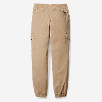 Thumbnail View 2 - Boys' Adventurer® Cargo Jogger Pants