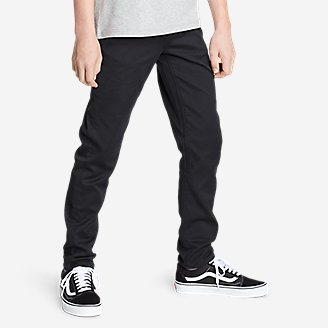 Thumbnail View 3 - Boys' Five-Pocket Flex Jeans