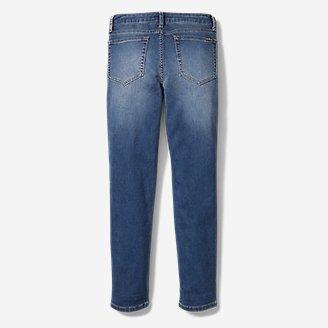 Thumbnail View 2 - Boys' Flex Jeans - Slim Straight