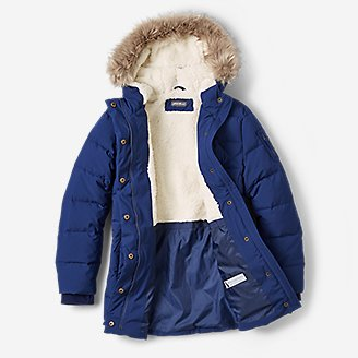 Thumbnail View 3 - Girls' Sun Valley Frost Down Parka