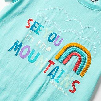 Thumbnail View 2 - Girls' Better Short-Sleeve T-Shirt