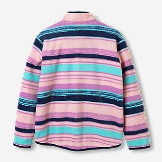 Thumbnail View 2 - Girls' Quest Fleece Full-Zip Jacket
