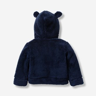 Thumbnail View 2 - Toddler Quest Plush Fleece Hooded Jacket