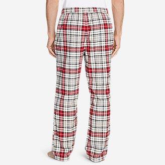 Thumbnail View 2 - Men's Flannel Sleep Pants