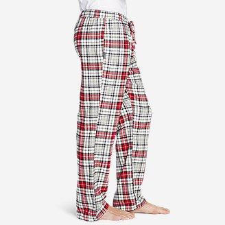 Thumbnail View 3 - Men's Flannel Sleep Pants