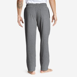 Thumbnail View 3 - Men's Jersey Sleep Pants