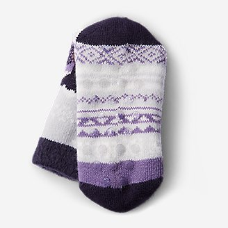 Thumbnail View 2 - Women's Fireside Lounge Socks
