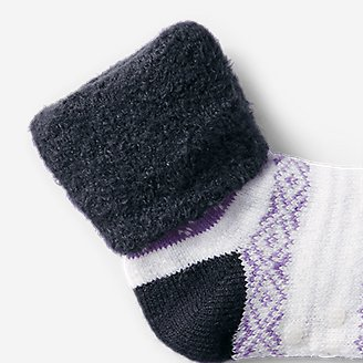 Thumbnail View 3 - Women's Fireside Lounge Socks